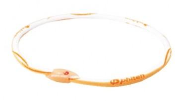 Air-Halskette Beans Orange
