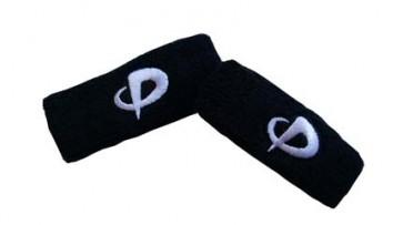 Handgelenkband Kurz (2stk) Schwarz