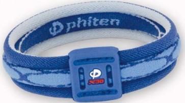 Phiten Rakuwa Armband X30 Blau