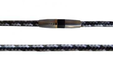 X50 Halskette High End (50cm) Schwarz