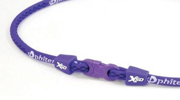 X50 Halskette violett
