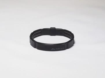 RAKUWA METAX Modulus Armband Schwarz