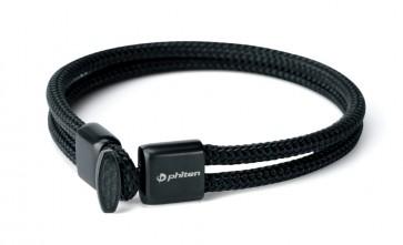 X100, Carbon Armband, schwarz