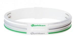 Sport-Armband 3Line (17cm) TranspWeissGrauGrün