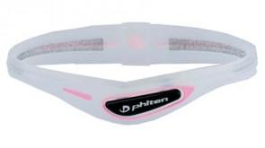 Sport-Armband Cross Type Transparent Pink