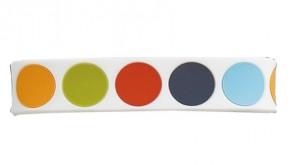 Sport  Armband S-Punkt Weiss 17 cm