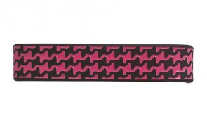 Sport  Armband S-Gitter,  Lack / Pink, 17 cm
