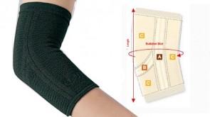 Aquatitan Bandage SP Ellenbogen Soft Typ Schwarz
