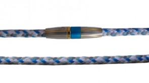 X50 Halskette High End (50cm) Blau