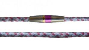 X50 Halskette High End (50cm) Pink