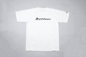 RAKU Sport T-Shirt mit Logo Weiss