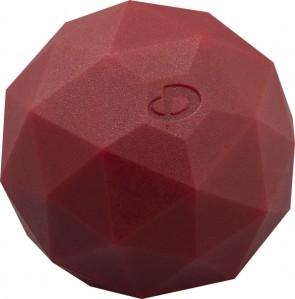 METAX Massage Ball Bordeaux 2pcs