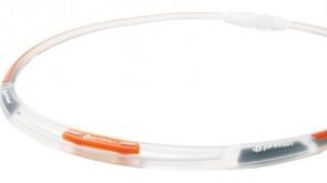 Sport-Halskette 3Line TransparentOrange