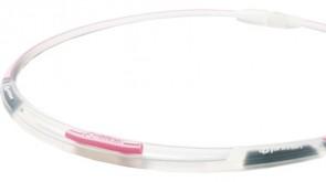 Sport-Halskette 3Line TransparentPink