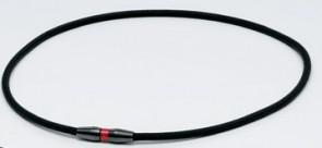 RAKUWA METAX EXTREME Standard Halskette Schwarz/Rot 50cm