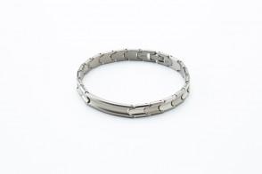 Phiten Titanium Platte Armband 21cm