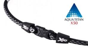 X50 Halskette Schwarz