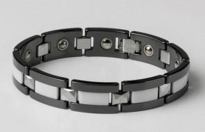 Phiten Titanium Bracelet GT-CIII Weiss 19cm