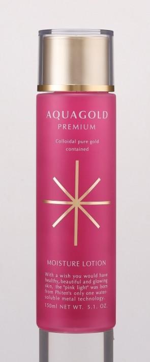 Phiten Aquagold Premium Moisture Lotion