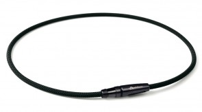 X100 Halskette Leash Model (50cm) IP Schwarz