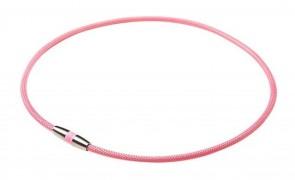 Phiten Rakuwa Halskette X10 Rosa (45cm)