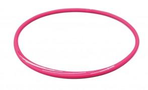 PHITEN HALSKETTE  S_SLASH LINE,  Pink/Weiss_