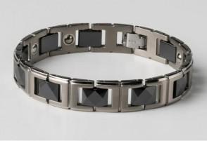 Phiten Titanium Bracelet GT-CI Noir 19cm