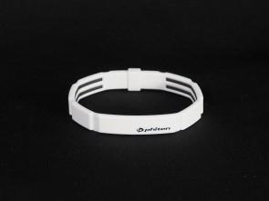 Bracelet RAKUWA METAX Modulus blanc