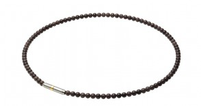 METAX Collier Crystal Touch Noir (50cm)