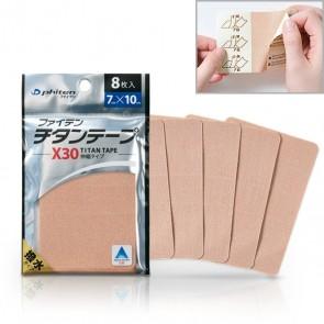 X30 Tape Aquatitane Elastique (7cmx10cm) (8pcs.)