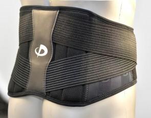 Cintura addominale Pro , nero