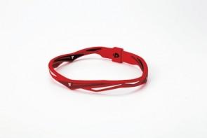 RAKUWA METAX EXTREME Twist braccialetto caviglia Rosso/Bianco